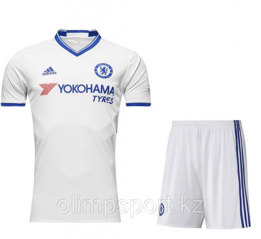 Детская резервная форма Челси (Chelsea) сезон 2016-2017