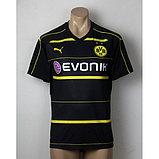 Детская выездная форма Боруссия Дортмунд (Borussia Dortmund) сезон 2016-2017, фото 2