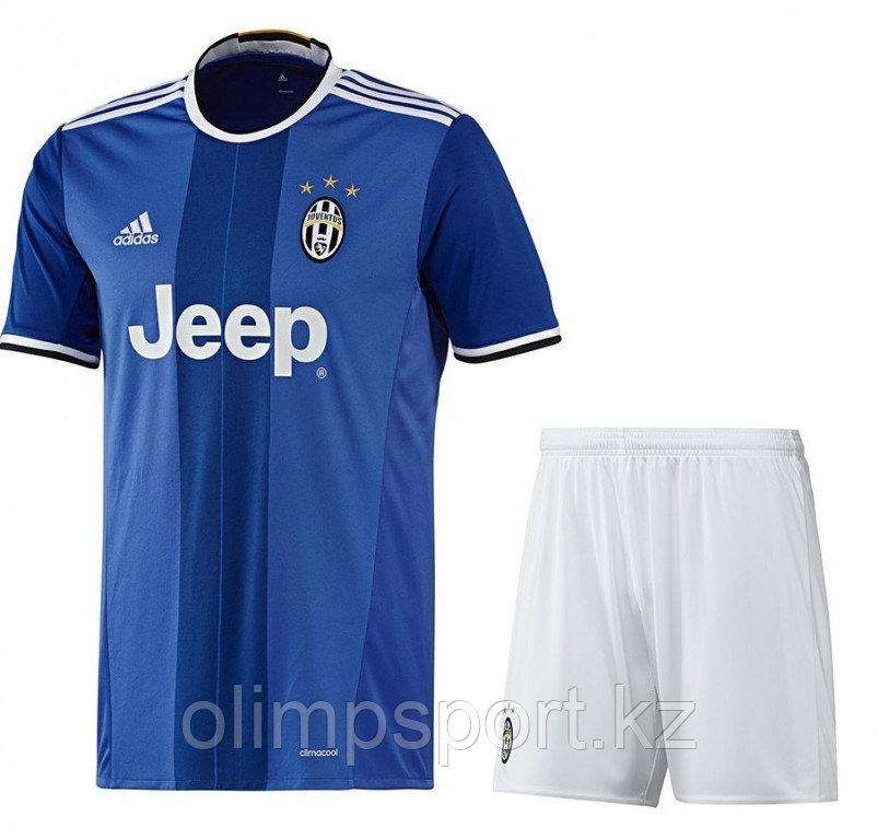 Детская выездная форма Ювентус (Juventus) сезон 2016-2017