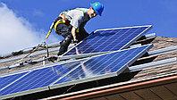 Монтаж и пусконаладка солнечных панелей и ветрогенераторов