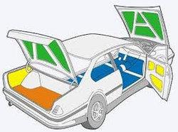 Шумоизоляция и тюнинг автомобиля