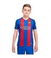 Детская домашняя форма Барселоны (Barcelona) сезон 2016-2017