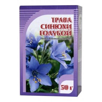 Синюха голубая, трава, 50гр
