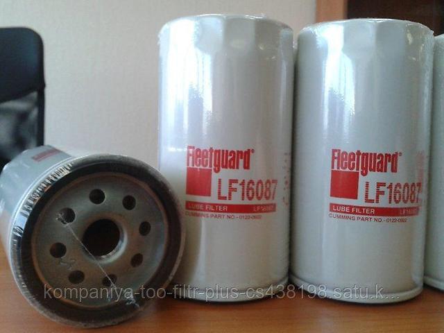 Масляный фильтр Fleetguard LF16087