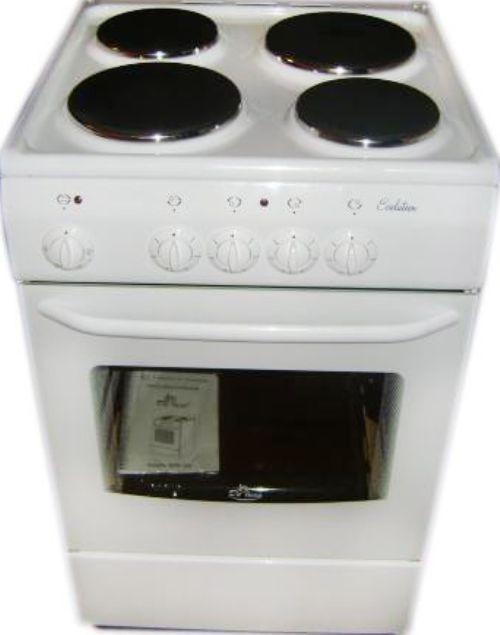 Электрическая плита DL 5004.12 э бел