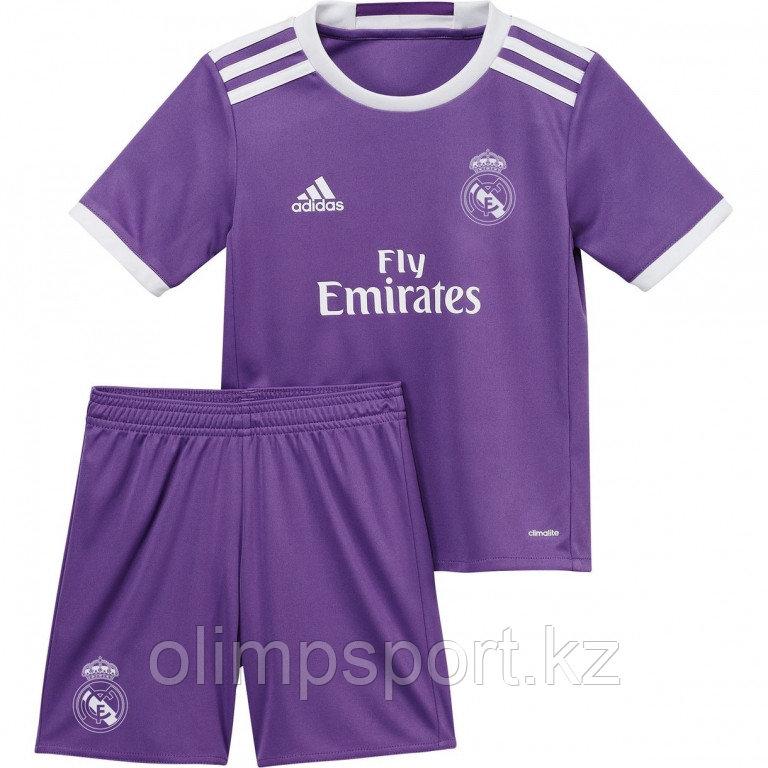 Детская выездная форма Реал Мадрид (Real Madrid) сезон 2016-2017