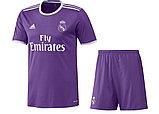 Детская выездная форма Реал Мадрид (Real Madrid) сезон 2016-2017, фото 2