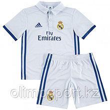 Детская домашняя форма Реал Мадрид (Real Madrid) сезон 2016-2017