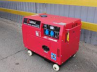 Бензиновый генератор LAUNTOP LT6500S