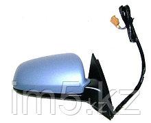 Зеркало правое AUDI A4 01-05  обогрев /складное /регул