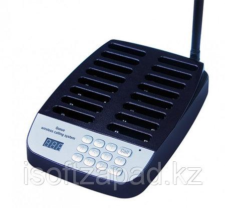 Система оповещения клиентов iBells-610, комплект с 16 пейджерами, фото 2