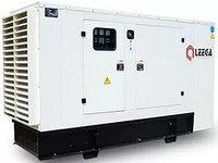 Дизельный генератор LG88SC в кожухе с АВР