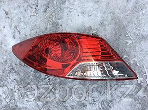 Фонарь задний левый Hyundai Accent/Solaris 2011-