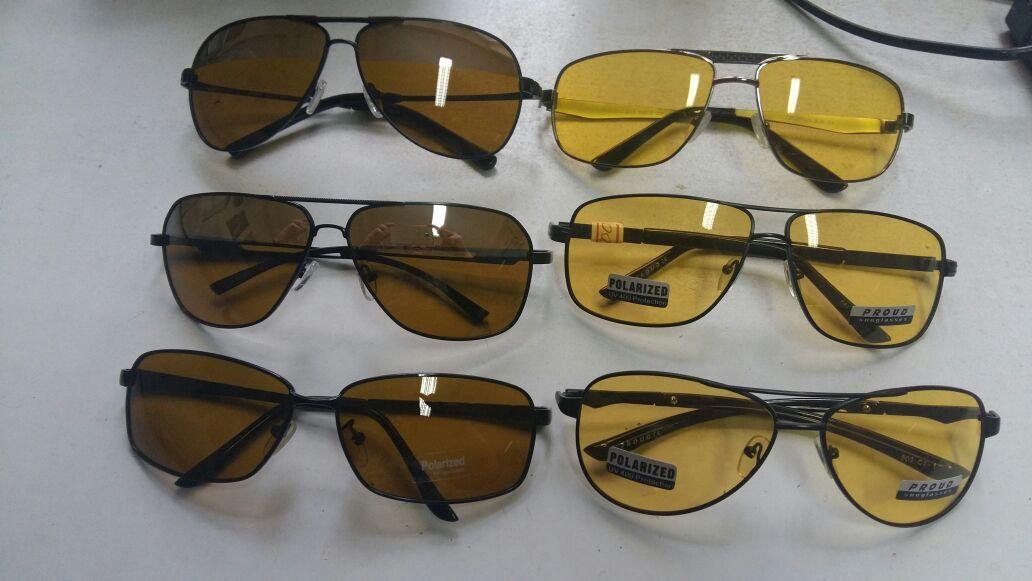 Водительские очки - фото 1