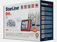 Автосигнализация StarLine D94 GSM GPS