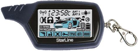 Брелок сигнализации StarLine A91
