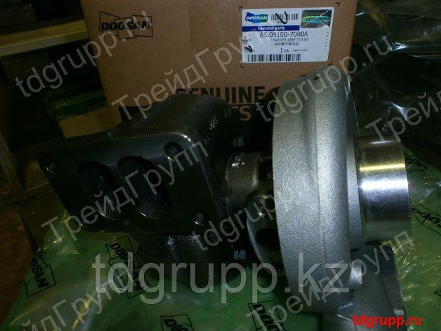65.09100-7080A Турбокомпрессор Doosan S225LC-V