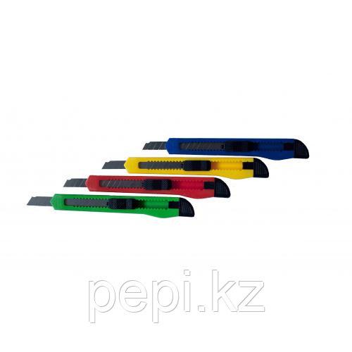 Нож канцелярский ZAMIN 9 мм.
