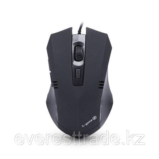 Мышь проводная X-Game XM-300 OUB