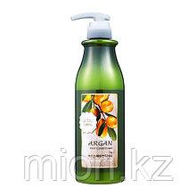 Шампунь для волос с аргановым маслом Welkos Confume Argan 750 мл
