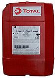 Total RUBIA POLYTRAFIC 10w40 Дизельное полусинтетические масло 208л., фото 2