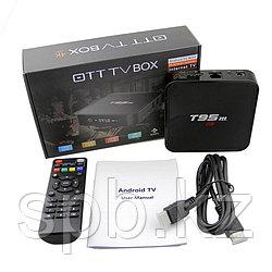 Приставка Android Smart TV-Box T95M