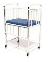 «Кровать для новорожденных (на колесах)» КД-02»
