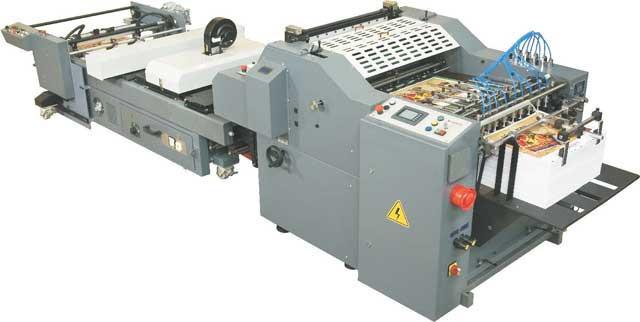 FineCOAT-65 - автоматическая лакировальная машина
