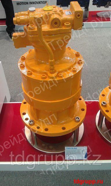 2101-1025K Редуктор поворота Doosan S255LC-V