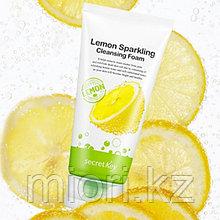 Пилинг-скатка лимонная Secret Key Lemon Sparkling Peeling Gel,120мл