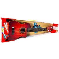 Обучающая детская музыкальная гитара Sutra