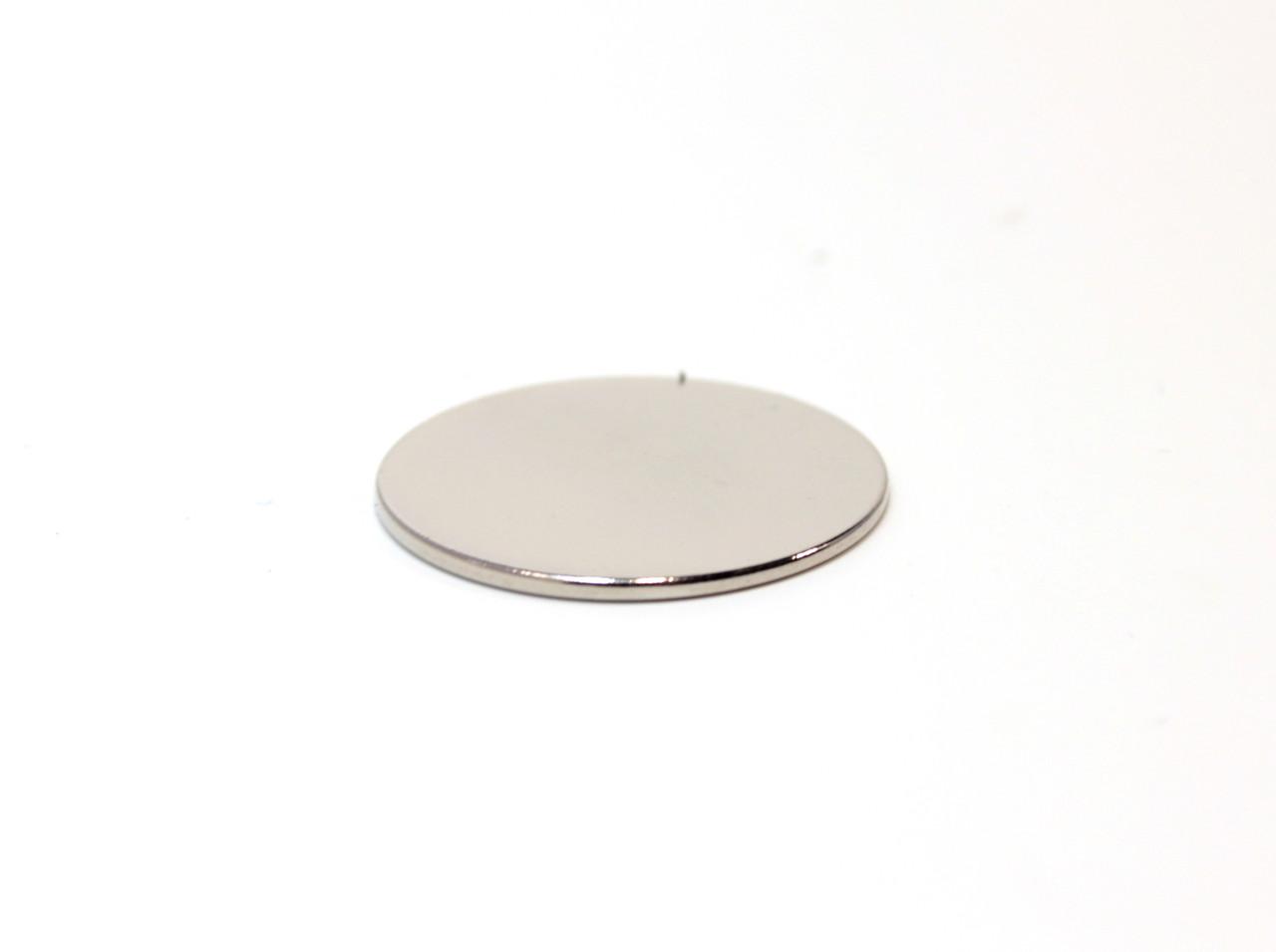 Неодимовый магнит D25х1mm