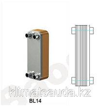 Теплообменник паяный Ditreex BL14-40D/2 (двухстороннее подключение)