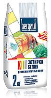 Затирка для швов Bergauf KITT, цвет белый