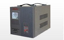 Однофазные стабилизаторы электронного типа с цифровым дисплеем