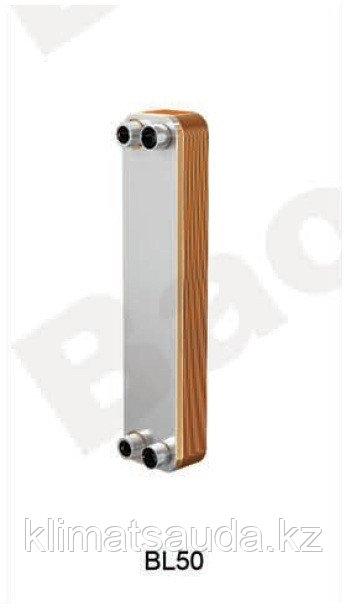 Теплообменник паяный Ditreex BL50C-40D/1 (фронтальное подключение)