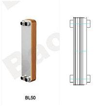 Теплообменник паяный Ditreex BL50C-40D/2 (двухстороннее подключение)