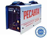 Инверторный сварочный аппарат Ресанта САИ 250, фото 1