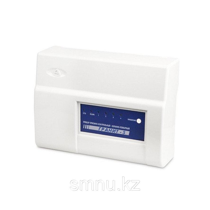Гранит-5 , прибор приемно-контрольный