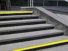 Контрастная цветовая предупредительная полоса лента, фото 4