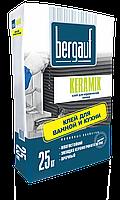 Клей для керамики Bergauf KERAMIK 25 кг