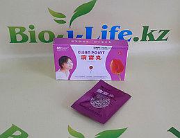 Тампоны Clean Point ( Тюльпан), ( для очистки и лечения матки) - 1 тампон