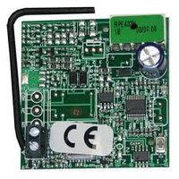 FAAC 787741 RX RP1 433 RC плата радиоприемника встраиваемая, 1-канальная