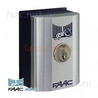 FAAC 401019027 ключ выключатель