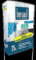 Клей для мозаики и прозрачной плитки Bergauf MOSAIK