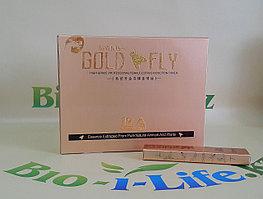 Женский возбудитель GOLD FLY ( Золотая шпанская мушка)  Возбуждающие капли 12 пакетиков
