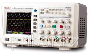 Осциллограф 100МГц, 4-х канальный UNI-T UTD4104C