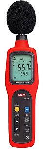 UT351 Измеритель уровня шума (шумомер) UNI-T. Внесён в реестр СИ Казахстана.