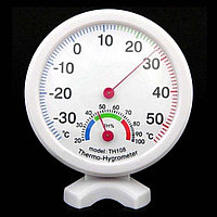 Улично-комнатный термометр с гигрометром TH108 Белый