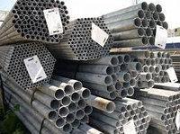 Трубы оцинкованные стальные электросварные